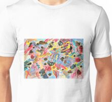 Colorful Anarchy Unisex T-Shirt