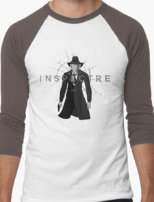 Inspectre Gadget Men's Baseball ¾ T-Shirt