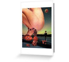 Playboy Greeting Card