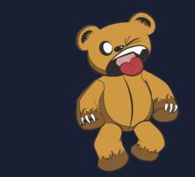Bitter Teddy Bear II Kids Tee