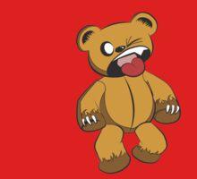 Bitter Teddy Bear II One Piece - Long Sleeve