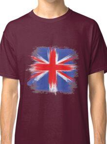 England Flag Great Britain Flag united kingdom Classic T-Shirt