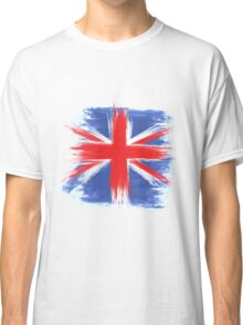 England Flag Great Britain Flag united kingdom Classic T-Shirt
