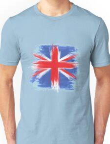 England Flag Great Britain Flag united kingdom Unisex T-Shirt