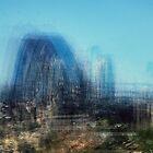 Metrocities: le pont noir by thescatteredimage