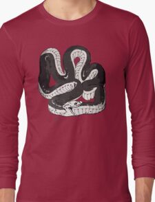 Chloe's Snake Shirt - Episode 5 Long Sleeve T-Shirt