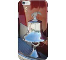 Fire Bell iPhone Case/Skin