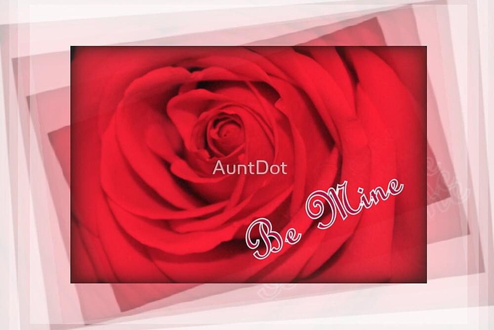 Be Mine by AuntDot
