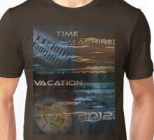 Time Machine Vacation 2012 Unisex T-Shirt