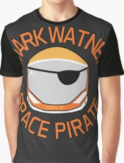Mark Watney, Space Pirate. Graphic T-Shirt