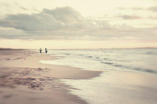 Coastal Moments 2 by Trish Woodford