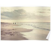 Coastal Moments 2 Poster