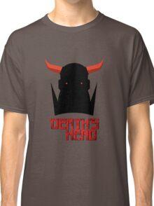 Death's Head - Silhouette Classic T-Shirt