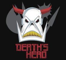 Death's Head - Colour by deadbunneh _
