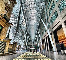 Allen Lambert Galleria - Brookfield Place - Toronto by snaphappyexpat