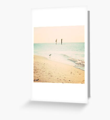it's so simple. Greeting Card