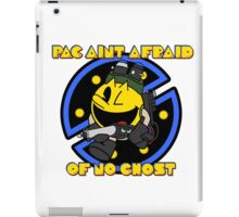 Ghost Muncher  iPad Case/Skin