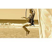 Sea Swing Photographic Print