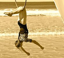 Over the Waves by Dancing in the Air ®