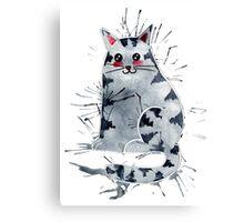 Sweet Kitty Canvas Print