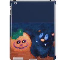 Spooky smiles iPad Case/Skin