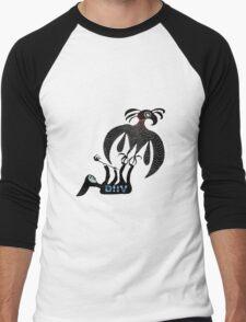 DIIV Men's Baseball ¾ T-Shirt