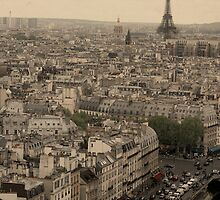 City of Love by ArchetypePhoto