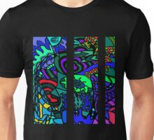 CRUX alternate colour - psychedelic artwork Unisex T-Shirt