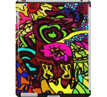 CRUX - Psychedelic artwork iPad Case/Skin