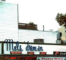 Mel's Drive-In © by Ethna Gillespie