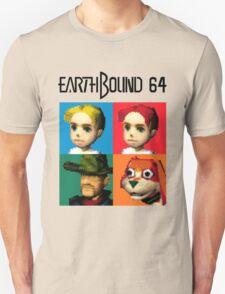 MOTHER 3 / EarthBound 64 Tiles (EarthBound 64 Logo) T-Shirt