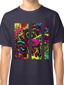 CRUX - Psychedelic artwork Classic T-Shirt