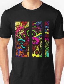 CRUX - Psychedelic artwork T-Shirt