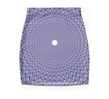 Moving Art Mini Skirt