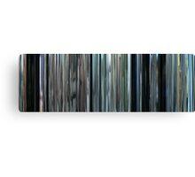 Moviebarcode: The Isle / Seom (2000) Canvas Print