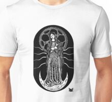 Cycling Madonna Unisex T-Shirt