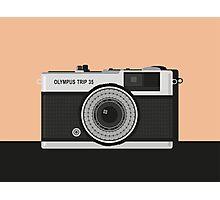 Olympus Trip 35 Photographic Print