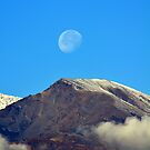 The neck of the moon. 3 by Turi Caggegi