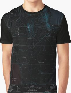 USGS Topo Map Oregon Andrews 278846 1971 24000 Inverted Graphic T-Shirt