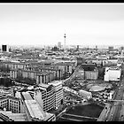 Berlin Skyline Panorama by Tim Topping