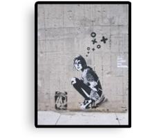 Berlin Graffiti - Prints and iPhone case Canvas Print
