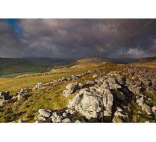 Upper Wharfedale Photographic Print