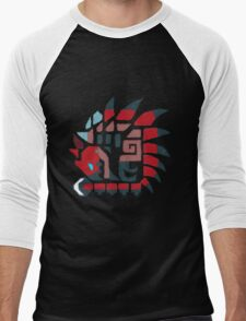 Monster Hunter Rathalos  Men's Baseball ¾ T-Shirt