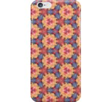 Colorful Sky Roses Floral Flowers iPhone Case/Skin