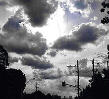 The heavens shine through... by sebastian