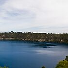 Blue Lake, Mt Gambier by Andrew Phipps