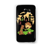 Calvin and Hobbes Scooby Samsung Galaxy Case/Skin
