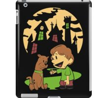 Calvin and Hobbes Scooby iPad Case/Skin