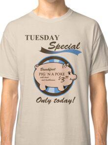 Supernatural - Pig 'n a poke Classic T-Shirt