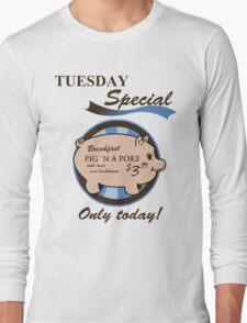 Supernatural - Pig 'n a poke Long Sleeve T-Shirt